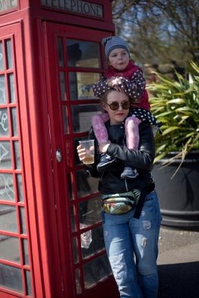 Londyn z czwórką dzieci, bo trzeba miećwyzwania…
